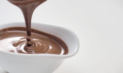チョコレートの栄養top