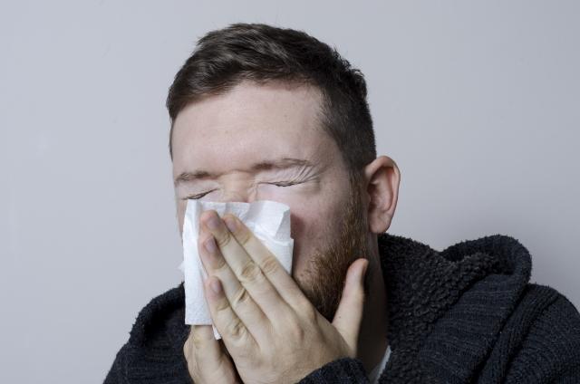 風邪引いた
