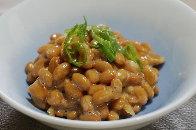納豆の小鉢