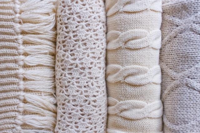 セーター洗濯方法top