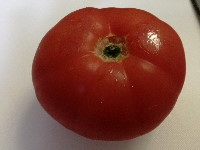 冷凍したトマト