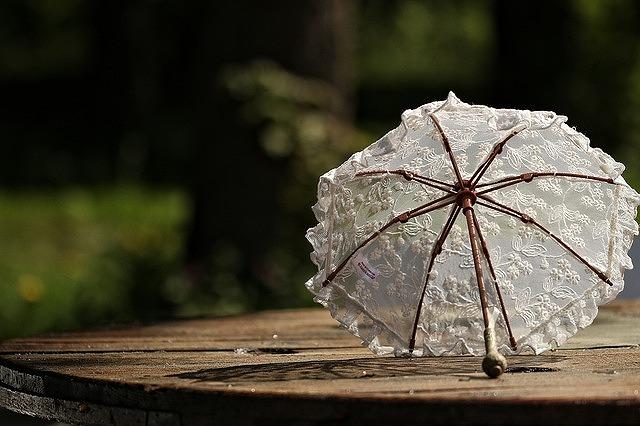 日傘の効果top