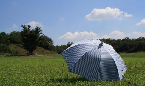 晴雨兼用日傘top