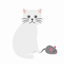 猫の首に鈴を付ける