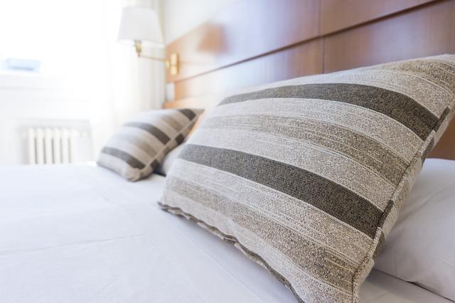枕の向きtop
