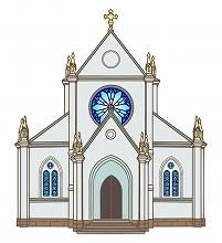 カトリックの教会