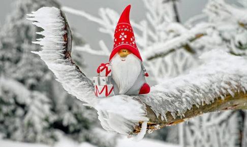 クリスマスになぜサンタクロースtop