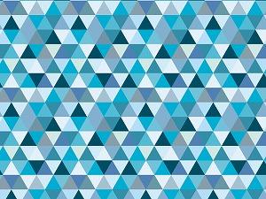 三角形の柄