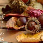 秋されの候